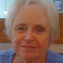 """Margaret """"Peggy"""" Llewellyn"""