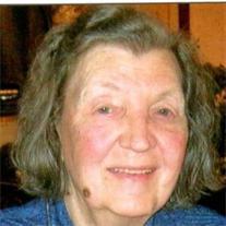 Katherine Eleanor  Kinney Fagan
