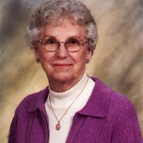 Hazel O.  Petersen