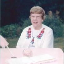 Irene Isachsen
