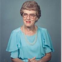 Margaret Renstrom
