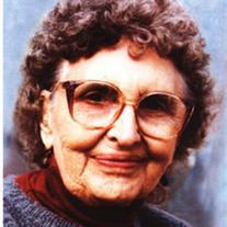 Edith Haroldson