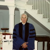 Rev. Dr. John Dykstra Eusden