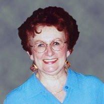 Mrs Barbara J Blair