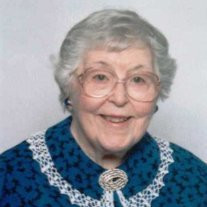Florence R. MacGregor
