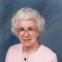 Mrs. Eleanor A. Rich
