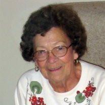 """Mrs. Elizabeth """"Lib"""" Kessler"""