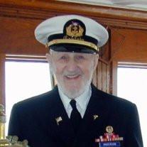 Captain Harry Axel Anderson