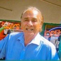 """Mr. Johnny  """"Tony"""" Barrios"""