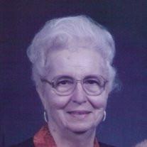 Mrs. Lonnie Merle White