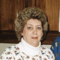 "Mrs. Judith ""Judy"" Ann Houston"