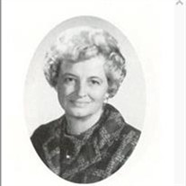 Betty Lou McSpadden