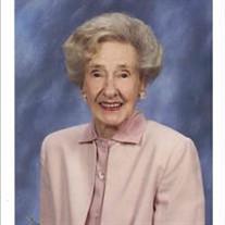 Bettie Carter Ramsey