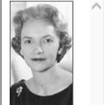 Margaret Albers Newton