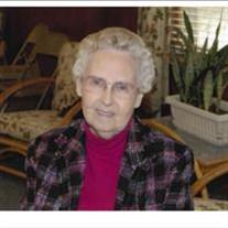 Marjorie Coleman Lloyd