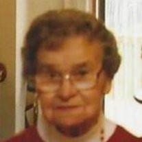 Mrs. Mary Byk
