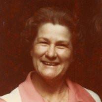 Mrs. Edna B.  Portwood