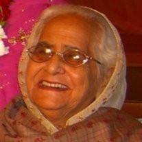 Walait Kaur Nagpal