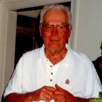 "Mr. John ""Jack"" Gorham Cuthbert Sr."