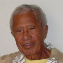 "Russel L. ""Lukela"" DAVID Sr."