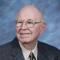 """Joseph Griffin """"Joe"""" Hendricks"""