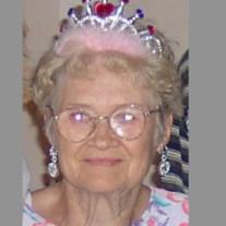 Mrs. Arva Elizabeth Stott Jones