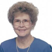 Mrs. Geraldine Jones Taylor