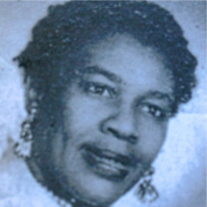 Lucille (King) Treadwell