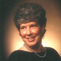 Mrs. Virginia Burke Vuncannon