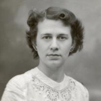 Mrs. Lillian Collins Weadock
