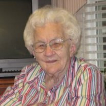 Mrs. Irene Dorsey