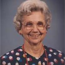Margaret Knowles