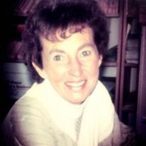 Mary Florence  Ellmann