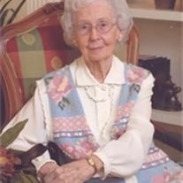 Maurine Hodson