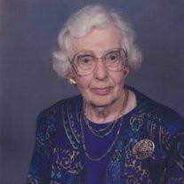 Mary Agnes Buck