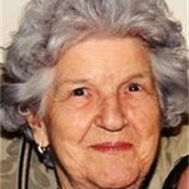 Sarah Brown obituary