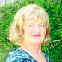 Wanda Gail Hartley