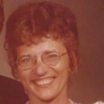 Peggy Marie Lanizzani