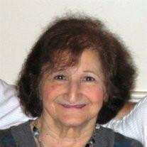 Mrs. Doris  T.  (Petros) Hardy