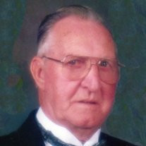 """William J. """"Bill"""" Bauer"""