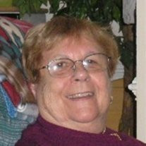 Barbara  Claire Holden