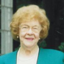 Mrs. Margaret Mary St.Peter