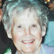 Mrs. Evelyn Hayes