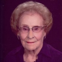 Mrs. Mary Kate Sledge