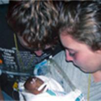 Baby Cynthia Ava Jayde Thomas
