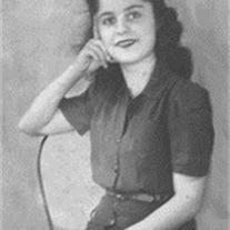 Lucille Ledford (Clore)