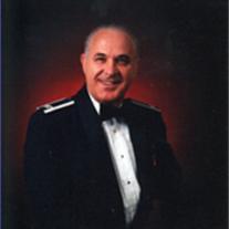Charles Dyer, Col. Ret. USAF