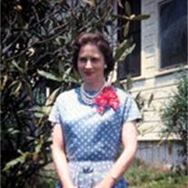 Lucille Brackett