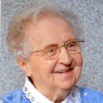Sister Clara Linz SSND