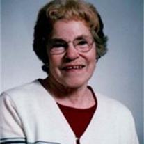 Catherine Sneed (McHan)